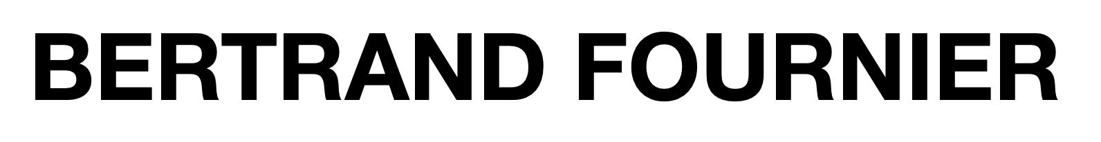 Bertrand Fournier Logo